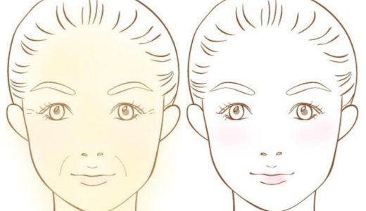 夕方の老け顔を解消する3つのポイント